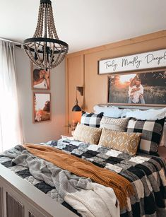 Up House, House Rooms, Cozy House, Western Bedroom Decor, Home Decor Bedroom, Bedroom Ideas, Master Bedroom Bathroom, Master Room, Dream Rooms