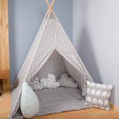 Fabric Playhouse Kids Wigwam Tipi Tent childrens indian teepee | Etsy Kids Wigwam, Kids Teepee Tent, Play Tents, Indian Teepee, House Beds, How To Clean Iron, Play Houses, 6 Years, Girls Bedroom