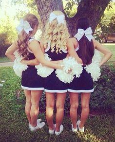 Cheer hair, but I don't even care. Cheer Coaches, Cheer Stunts, Cheer Dance, Cheer Mom, Cheerleading Stunting, Cheer Picture Poses, Cheer Poses, Picture Ideas, Photo Ideas