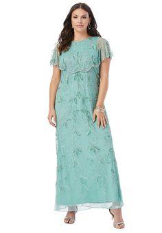 Formal Wedding Guest Attire, Plus Size Wedding Guest Dresses, Plus Size Gowns, Plus Size Outfits, Glam Dresses, Mob Dresses, Dresses With Sleeves, Bride Dresses, Affordable Formal Dresses