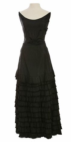1931 House of Worth Gown