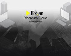 cool iEx.ec Announces Token Crowdsale to Launch the First Distributed Cloud Check more at https://epeak.info/2017/03/16/iex-ec-announces-token-crowdsale-to-launch-the-first-distributed-cloud/