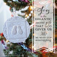 Advent Paper Ornament Dec 6~~Sarah