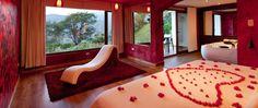 Suite Romántica Manzana Roja