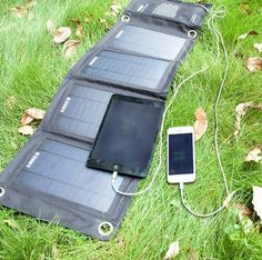Solar Charger - With the reliance we all have on electronics today, it only makes sense to keep something to charge yours available to you when bugging out. A great option for solar chargers to keep in your bug out bag are the fold-out variety, as they can easily be attached to the back of your pack, allowing you to charge as you walk.