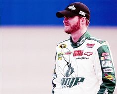 AUTOGRAPHED Dale Earnhardt Jr. 2010 Pre-Race (#88 AMP Energy) 8X10 NASCAR Photo by Trackside Autographs. $49.95. For your viewing pleasure: *AUTOGRAPHED* Dale Earnhardt Jr. 2010 Pre-Race (#88 AMP Energy) 8X10 Photo. This beautiful glossy picture was SIGNED by Dale through a well-respected member of Global Authentication. You will receive a Certificate of Authenticity (COA) with your purchase, and we also offer a 100% life-time guarantee regarding authenticity! This is ...