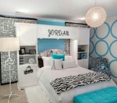 High Quality Great Cool S Teal Bedroom Ideas Inspiration Design Of Best With White And Teal  Bedroom