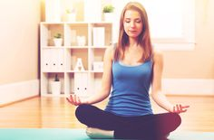 Read Peggy Salfon's article on meditation health benefits