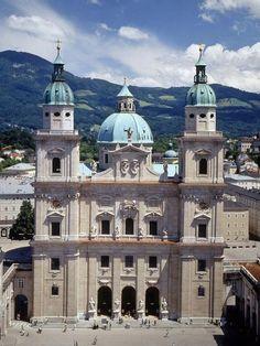 St Peter's in Salzburg, Austria