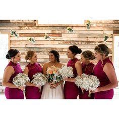 Gorgeous wedding party we had the pleasure of doing  #weddinghair #haor #hairstyle #hairup #braid #braidhairstyle #bride #melbournebride #mobilehairdresser #weddinghaordresser #braids #boho #weddingparty #melbourne #hairandbeauty #rustic #rusticwedding #weddingstyle #logcabinranch #ivyandtwine