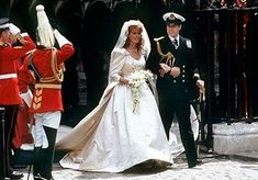 Prince Andrew & Sarah Ferguson