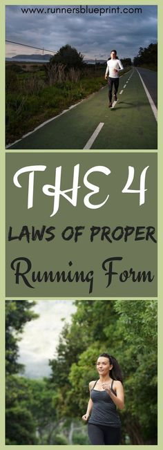 Good running form can help you run in the most efficient, the fastest manner possible, with the least risk of injury. As a result, if you want to take your running to the next level, you MUST work on improving your training technique. http://www.runnersblueprint.com/the-4-universal-laws-of-proper-running-form/ So are you excited? Then here we go… What is Running Form?