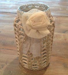 Crochet Cup Decoration