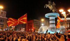 EFHMERIS: Πρωθυπουργός ΠΓΔΜ: Προβοκάτσια κατά της Ελλάδας τα...