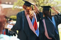 The return on college tuition varies by the type and cost of the institution. Photo by Leslie Kirchhoff/Getty Images.