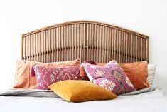 Momi Bay Bedhead | Naturally Cane Rattan and Wicker Furniture