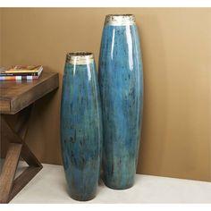 Intercule Home Myalyn Vases - Ocean 258072