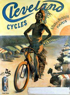 Cleveland bicycles ~ Pal (Jean de Paléologue)