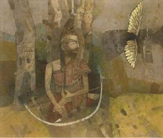 GANESH PYNE, The Wings