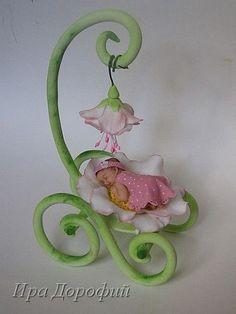 Фигурки и цветы из сахарной мастики. ручная работа - моя.