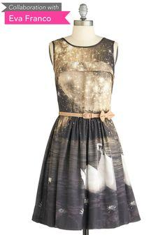 swan dress - to wear to roku