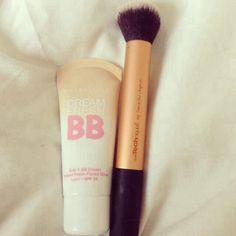I have this bb foundation and it works pretty well.