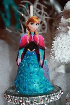 Frozen Birthday Party Ideas | Photo 20 of 117 | Catch My Party