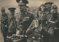 King Michael I and Marshal Ion Antonescu on the banks of the Prut River. Just three years after this photo was taken Michael I would overthrow Antonescus Axis-aligned regime via a coup. World History Teaching, World History Lessons, Michael I Of Romania, History Of Romania, Ukraine, Romania People, Romanian Royal Family, Historical Fiction Authors, Historical Photos