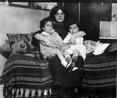 The Titanic Orphans---Michel and Edmond Navratil were the only children rescued from the Titanic without a parent or guardian.