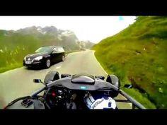 Italo disco 80s. Momento Racer - Walking Love. Extreme crazy driver car ...