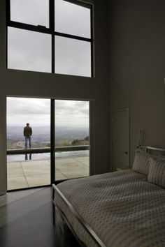 homedesigning:  (via Custom Home in Sonoma Gives a Modern Twist...