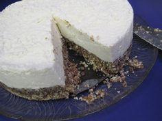 Simple Chevre Cheesecake