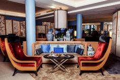 Salon de thé à Cannes