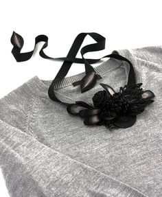 偲舞 首飾り | PUERUTA ONLINE STORE #emitakazawa #accessory #necklace #silk