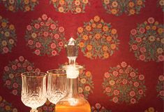 Sabyasachi for Asian Paints #wallpaper #wall #decor   Story: India Baroque  Print: Kaschmir  Vintage carpets, the lush gardens and orchards of Kashmir, exotic spices and exquisite craftsmanship inspire this intricate wallpaper that has been beautifully hand rendered and printed to transport you to a land of romance poetry and mysticism.