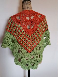 Check out this item in my Etsy shop https://www.etsy.com/listing/470018222/hand-crochet-shawltriangle-scarf