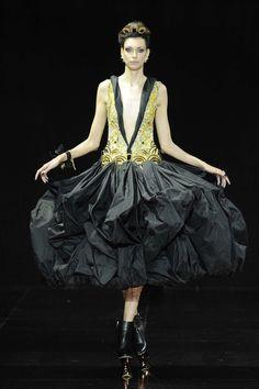 Défilé Guo Pei Haute Couture automne-hiver 2016-2017 18