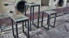 Tavolo alto black sgabelli metallici pinterest tavolo alto