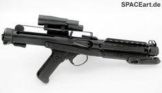 Star Wars: Stormtrooper E-11 Blaster - Ultimate Edition, Fertig-Modell ... https://spaceart.de/produkte/sw084.php