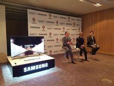 Samsung apresenta nova gama Tv SUHD