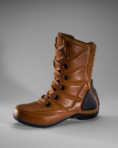 the vitesse hunt boot - another awesome take on the modern urban moto boot.