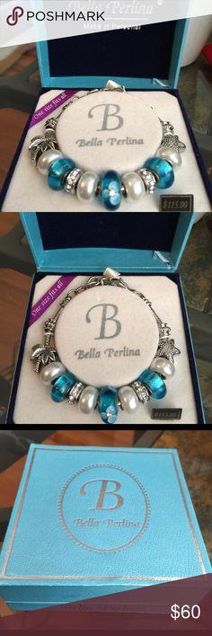 Bella Perlina bracelet Beautiful Bella Perlina bracelet NWT Bella perlina  Jewelry Bracelets