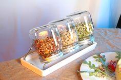 """Sprossen selber ziehen - super gesund und ganz einfach - toll als """"Extra"""" für Salate"""