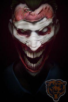 Joker Chicago Bears