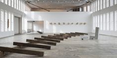 Richard Nonas: The Man in the Empty Space : MASS MoCA