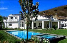 Nova mansão de Kylie Jenner fica na Califórnia, Estados Unidos - Reprodução