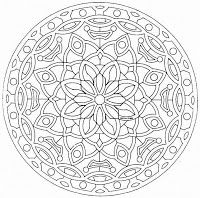 All Things Parchment Craft: A Few Parchment Craft Mandala Patterns