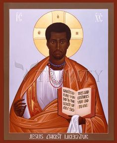 """Jesus Christ: Liberator 