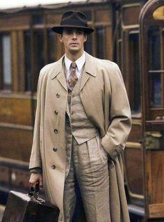 Men look soooo good in the classics...