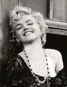Marilyn. Photo by Milton Greene, 1956.
